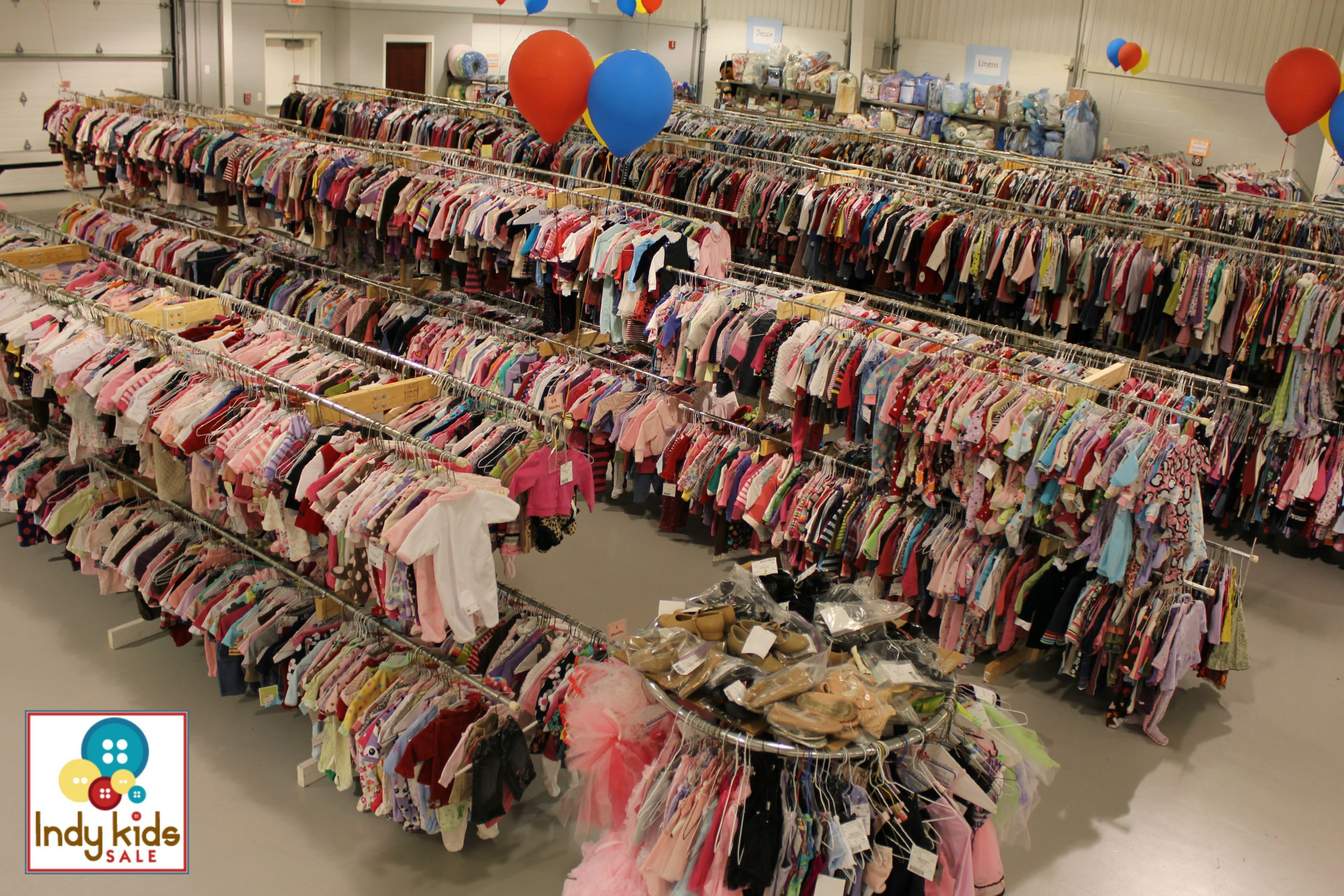 Indy Kids Sale Fall Sale