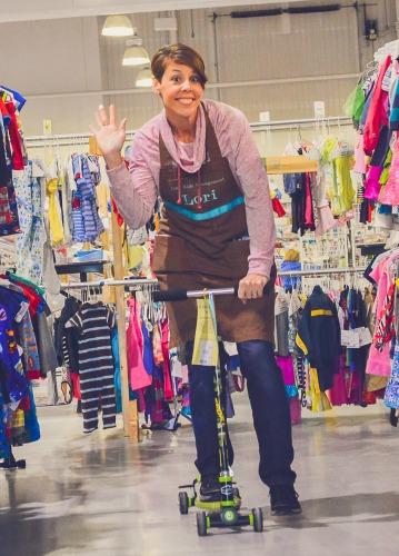Lori Chandler Indy Kids Sale Q&A